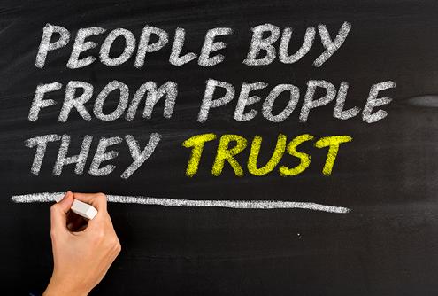 Right Agent - Trust